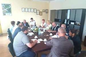 Odbyło się posiedzenie Komisji Bezpieczeństwa