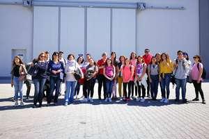 Goście z zagranicy z wizytą w Wieliczkach