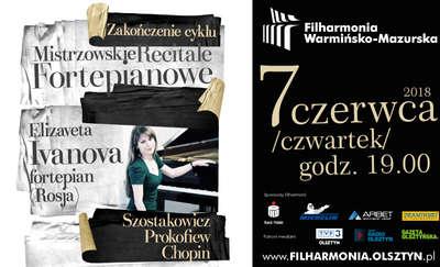 Mistrzowski recital Elizavety Ivanovej