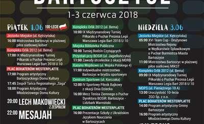 Międzynarodowe Dni Regionu Bartoszyce 2018
