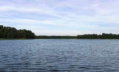 Jezioro Tejstymy bez silników spalinowych
