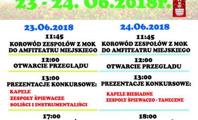 XXXIV Wojewódzki Przegląd Kapel i Zespołów Śpiewaczych