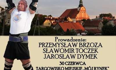 III Amatorskie Zawody Strongman o Puchar Burmistrza Bisztynka