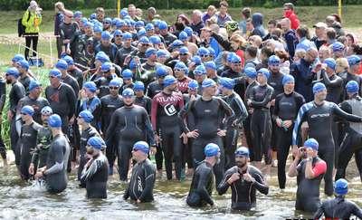 Triathlon i spotkania z mistrzem świata w Lidzbarku