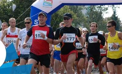 Pobiegnij charytatywnie w III Ukiel Półmaratonie
