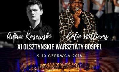 Koncert finałowy XI olsztyńskich warsztatów gospel