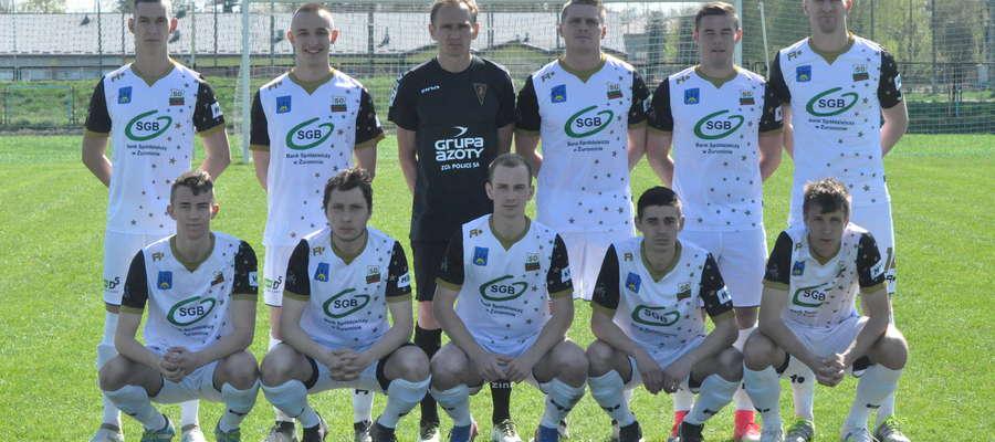 Wkra Żuromin dzięki doskonałej formie awansowała do IV ligi.