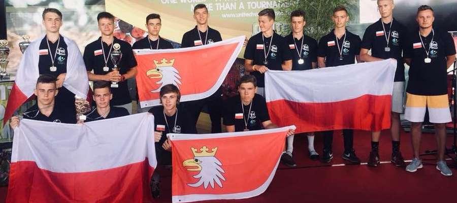 Dwa złote i jeden srebrny medal wywalczyli uczniowie SMS Ostróda