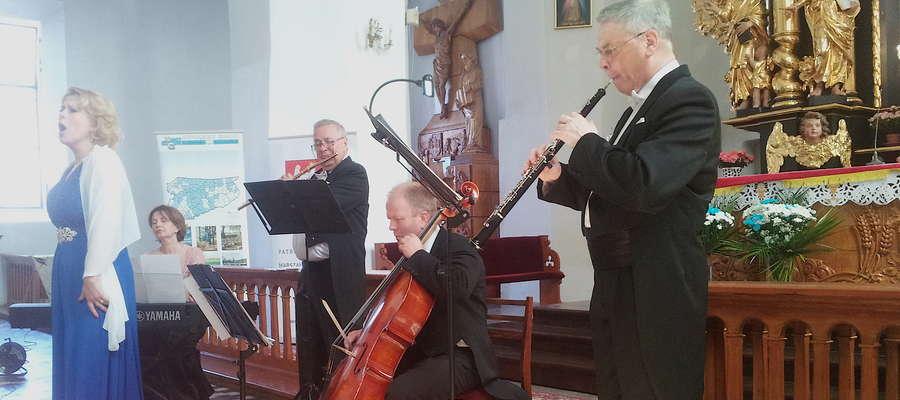 Koncert Pro Musica Antiqua w Młynarach