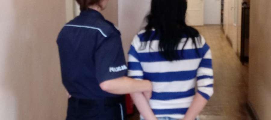 Wobec kobiety zastosowano trzymiesięczny areszt