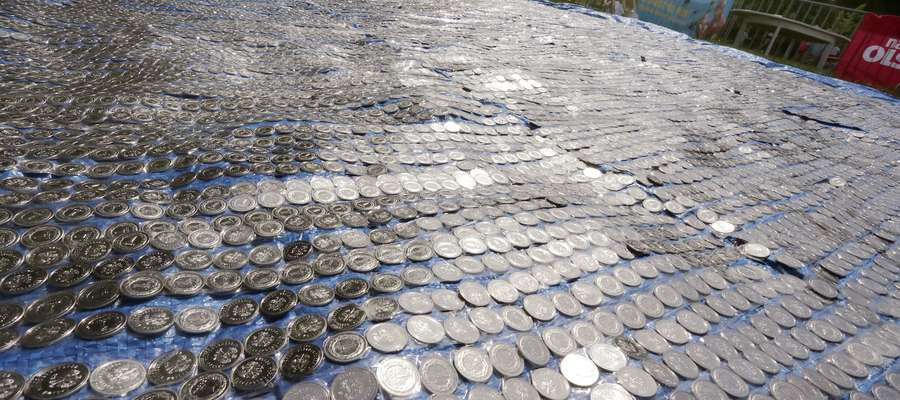 Piknik Fundacji z Finałem Kilometrów Dobra  Olsztyn-Piknik Fundacji z Finałem Kilometrów Dobra i Bieg o Złotą Monetę