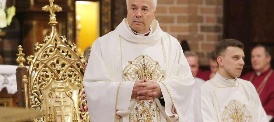 Jan Jerzy Górny - 50-lecie posługi kapłańskiej