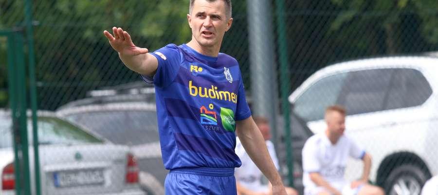Andrzej Jankowski, były piłkarz Stomilu Olsztyn