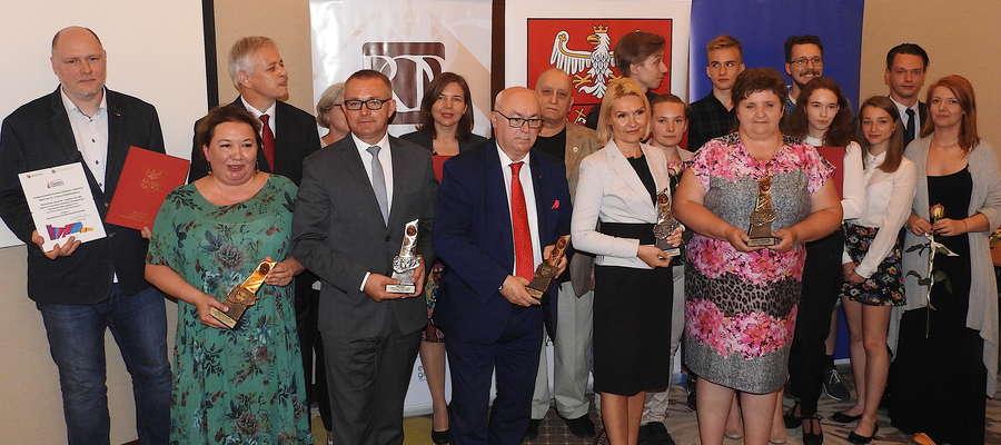 Galeria wyróżnionych w konkursie