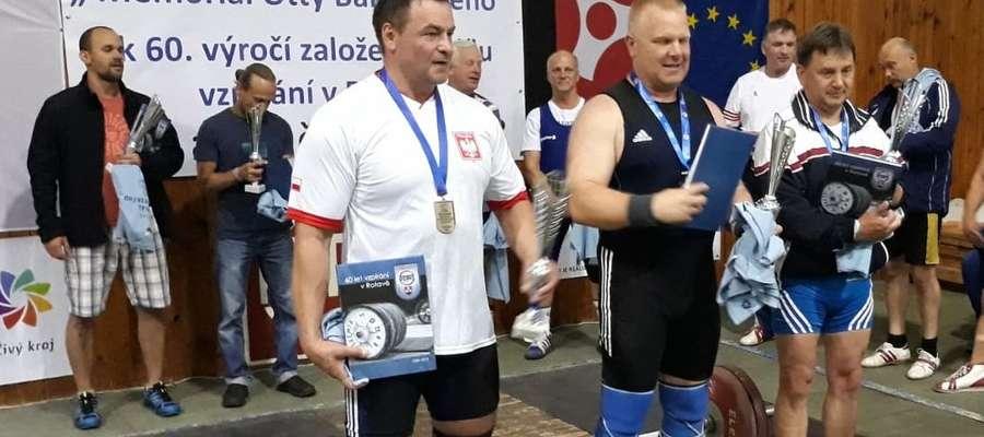 Pan Andrzej wśród najlepszej trójki zawodników