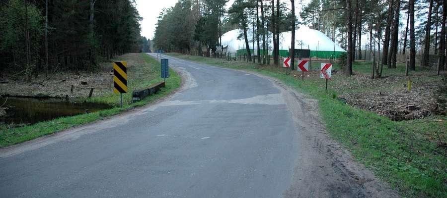 Droga będzie zamknięta do soboty