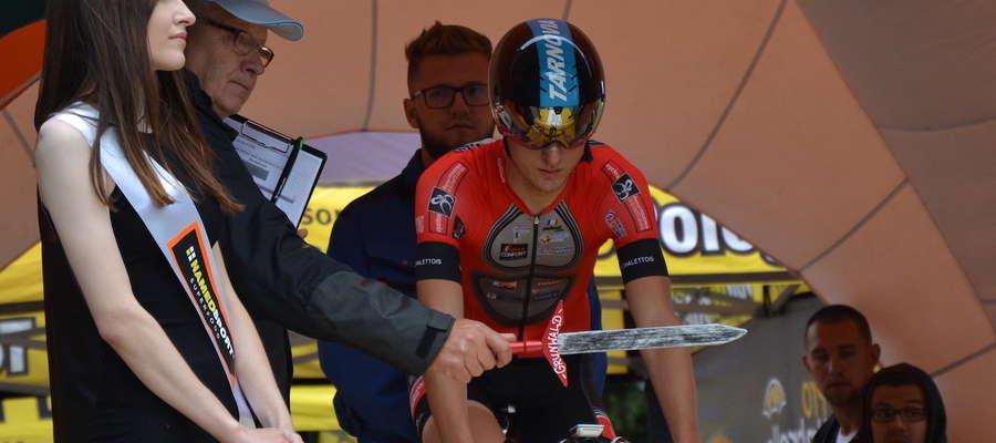 Pod Grunwaldem rozpoczęły się mistrzostwa Polski w kolarstwie szosowym