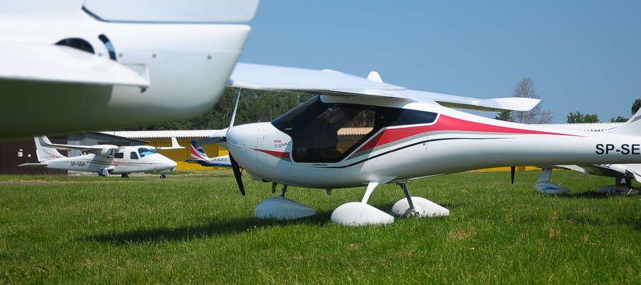 X Warmińsko-Mazurski Lotniczy Rajd w Elblągu