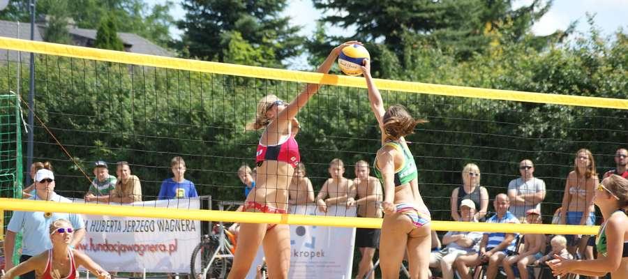 Zdjęcie jest ilustracją do artykułu (mistrzostwa Polski juniorek 2013, które także rozegrano w Iławie)