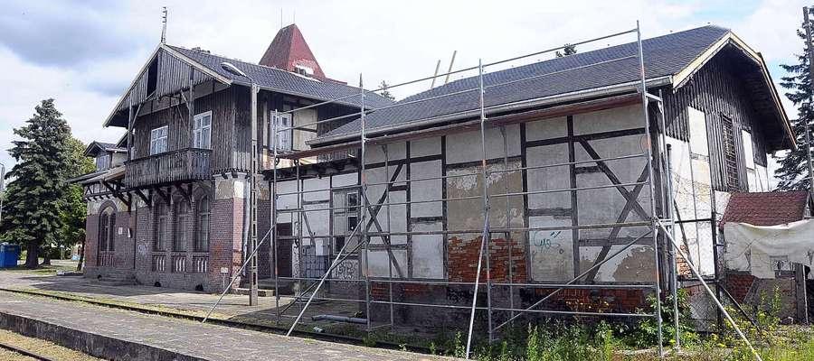 Gmina sprzedała dworzec w Tolkmicku w lipcu ubiegłego roku