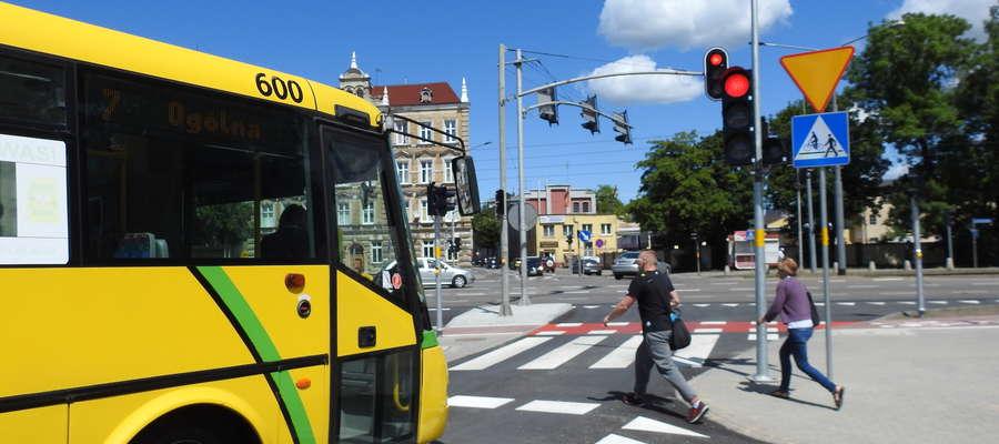 Przebudowa skrzyżowania kosztowała około 1,4 mln złotych