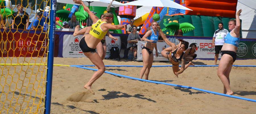 Można być niemal pewnym, że klubowe mistrzostwa Europy nie były ostatnią wielką imprezą w plażowej odmianie szczypiorniaka, jaka zawitała do Starych Jabłonek