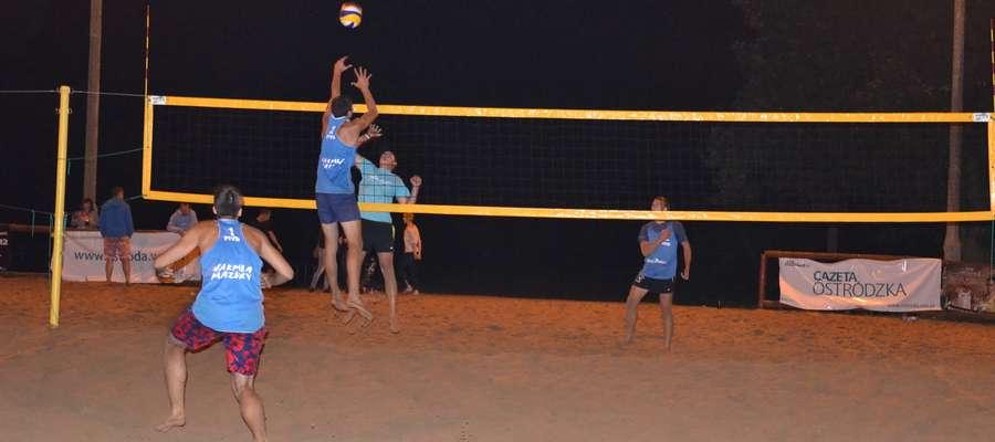 Po sześciu latach przerwy turniej nocny wróci na plażę miejską nad jeziorem Sajmino