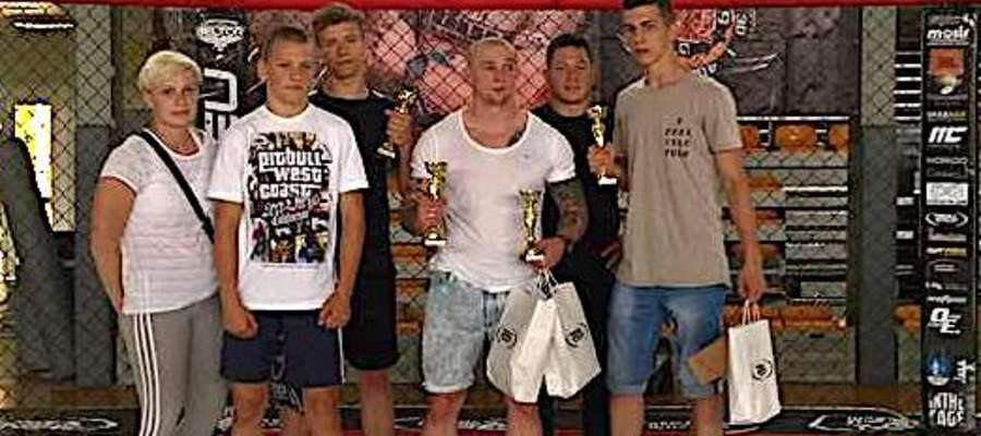 """""""Olympia"""" na zawodach Time of masters w Gdyni."""