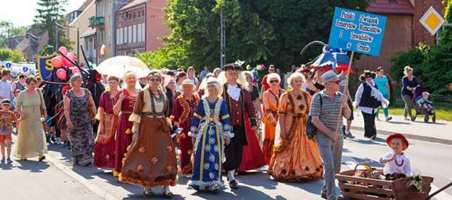 Aż trzy dni mieszkańcy Ornety i ich goście celebrowali święto miasta. W obszernym programie każdy mógł znaleźć coś dla siebie.