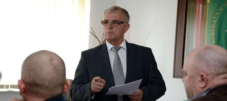 radny Mirosław Kućko
