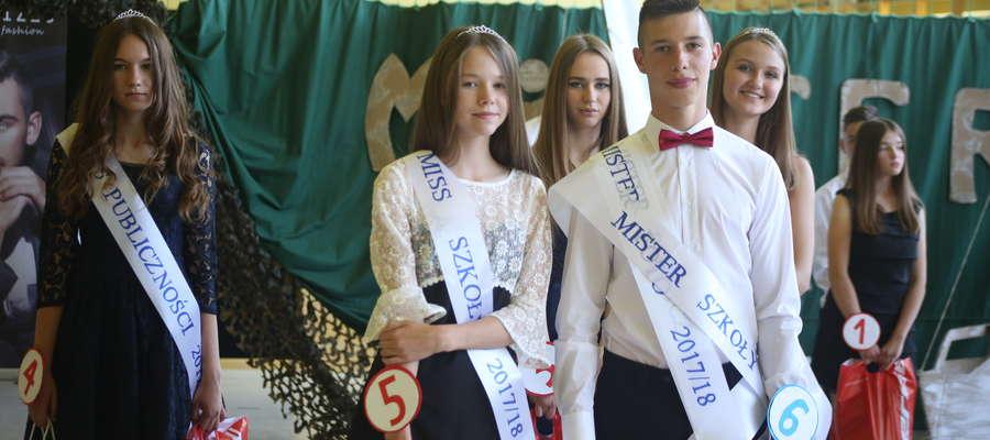 Rywalizacja o tytuły Miss i Mistera była zacięta, ale dała uczestnikom wiele radości