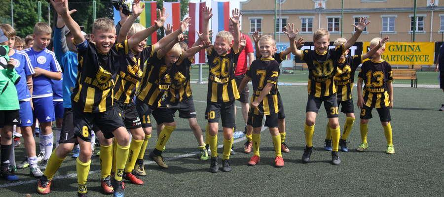 FA Siauliai zwyciężył w 9. edycji piłkarskiego turnieju Legia Bart, w którym grają 10-latkowie
