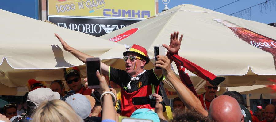Podczas Mundialu kibice opanowali Kaliningrad