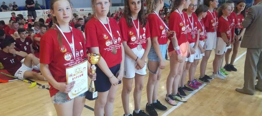 Sukces drużyny unihokeja z Godkowa