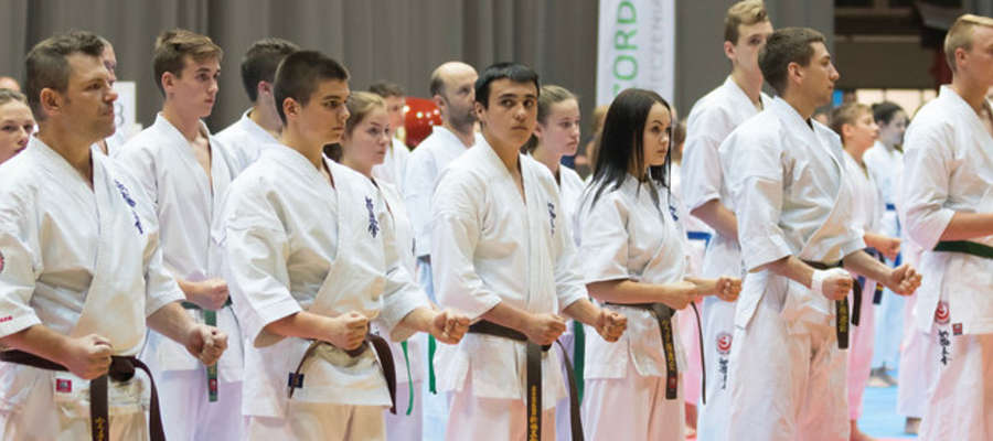 Lidzbarscy karatecy wywalczyli osiem medali na Mistrzostwach Województwa Warmińsko—Mazurskiego Karate Kyokushin