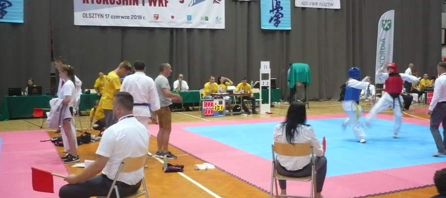 Mistrzostwa województwa były zawodami klasyfikacyjnymi na mistrzostwa kraju