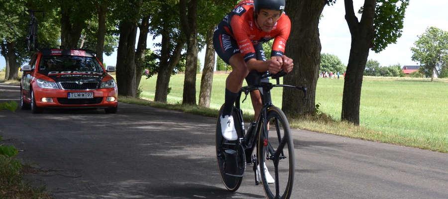 Mistrzostwa Polski w kolarstwie w piątek rozpoczęła rywalizacja w jeździe indywidualnej na czas