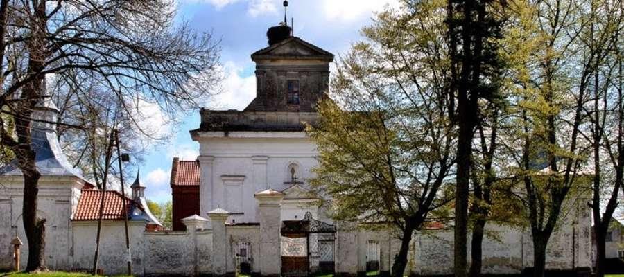 Sanktuarium Męki Pańskiej w Chwalęcinie.