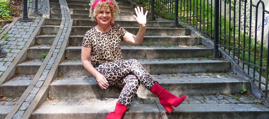 Ewa Cichocka z Czerwonego Tulipana o modzie
