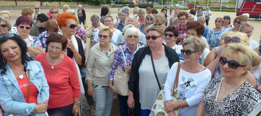 Wyjazd na Kongres Kobiet do Łodzi