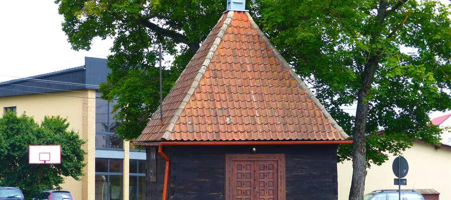 Kaplica p.w. św. Huberta w Boleszynie