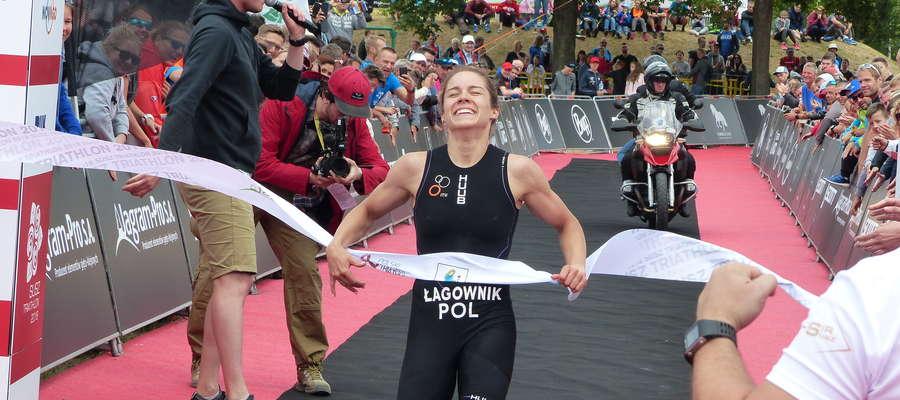 Marta Łagownik (Dwójka Morena Gdańsk) zdobyła dziś mistrzostwo Polski grupy Elite na dystansie sprinterskim