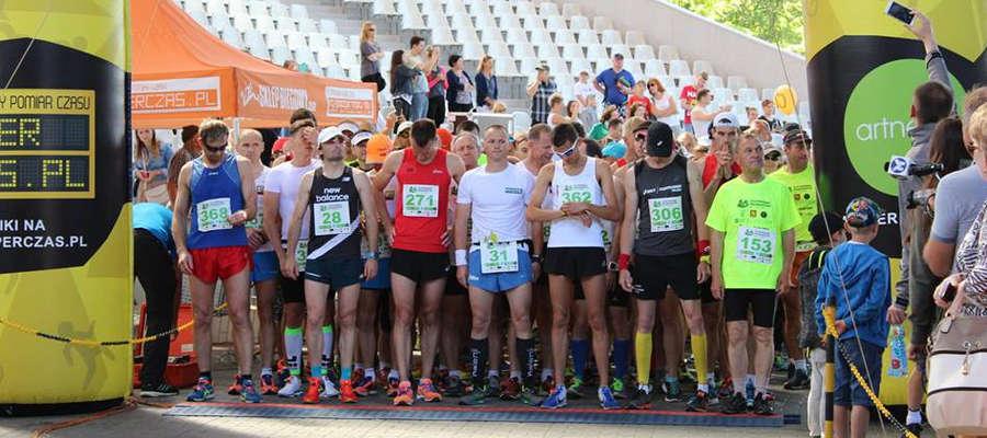 Jeszcze trwają zapisy internetowe do 7. Ostródzkiego Półmaratonu