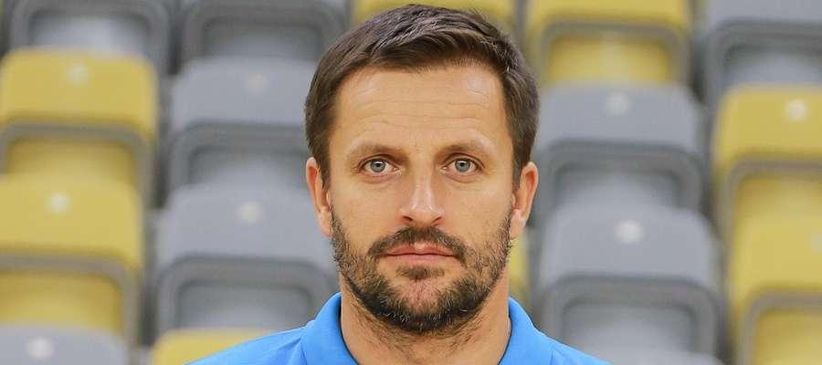 Rafał Kuptel, trener KPR Gwardii Opole