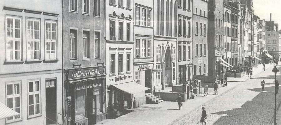 Ulica Studzienna