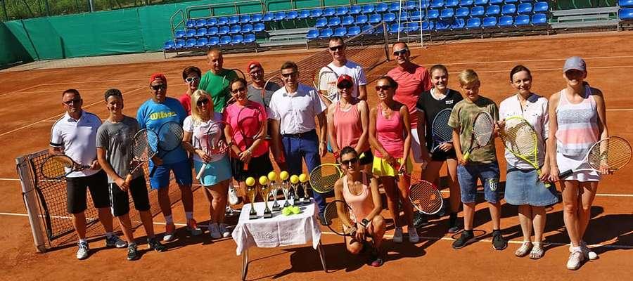 Turniej tenisowy miksta