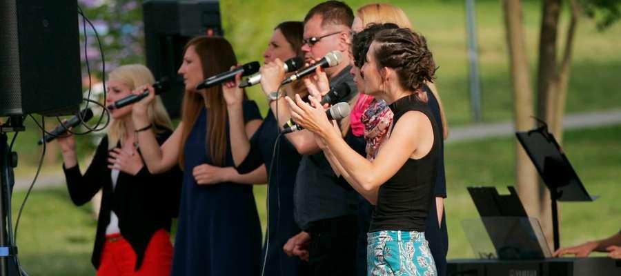 """W czasie """"Gospel Day"""" w Parku Centralnym 1 lipca wystąpi chór Wniebogłosy"""