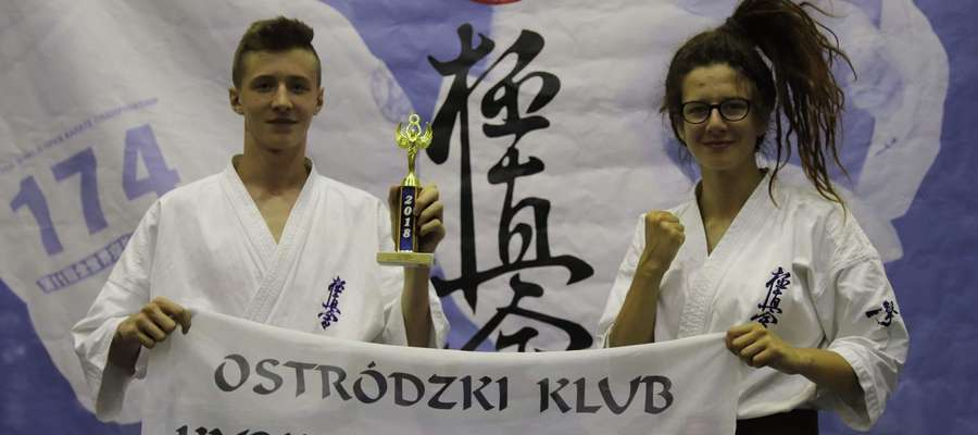 Jakub Żegunia i Natalia Stachowicz po turnieju w Nowym Jorku