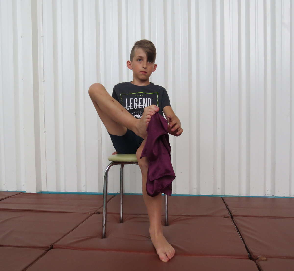Ćwiczenia na płaskostopie