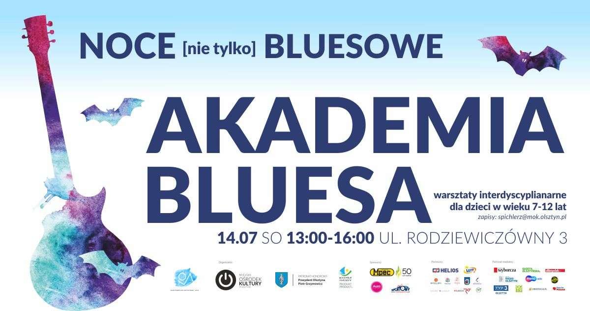 Olsztyńskie Noce (nie tylko) Bluesowe - full image